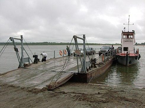 мост через обь салехард: